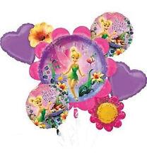 Disney Fairies - Tinkerbell- Happy Birthday Balloon Bouquet NEW!