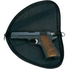 Camouflage Soft Case Pistol Storage Rug, Range Zippered Hand Gun Hunting Pouch
