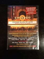 DVD Chicago Blues Reunion-unopened In Box Limited Collectors Edition Bonus