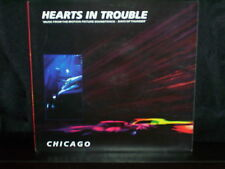 "CHICAGO HEARTS IN TROUBLE - AUSTRALIAN 7"" 45 VINYL RECORD P/S"