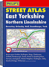 Philip's Street Atlas East Yorkshire and Northern Lincolnshire par Octopus Publis