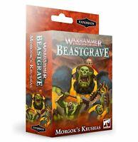 Morgok's Krushas - Warhammer Underworlds: Beastgrave - New! 110-88
