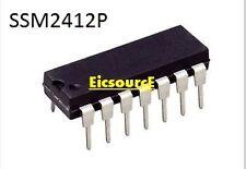 AD SSM2412P DIP14 Dual Audio Analog Switches