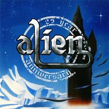 ALIEN - 25th Anniversary Edition / New 2CD 1988/1989 /2013 Remastered / RARE OOP