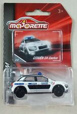 MAJORETTE Premium Citroen C4 Cactus Police Nationale France N° 245C 1.56