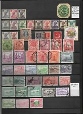PAKISTAN:  STOCK BOOK PAGE OF STAMPS