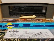 Athearn Undecorated SD40-2 Dummy