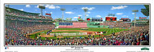 Boston Red Sox Fenway Park 100th OPENING DAY (2012) Panoramic Poster Print