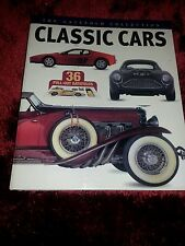 Classic Cars The Gatefold Collection Hardback Book featuring 36 pullout features
