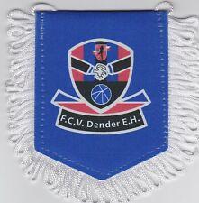 Vends mini fanion football voiture FC Dender - état neuf -voetbalwimpel