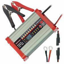Dino KRAFTPAKET Batterieladegerät 12V-20A 8-Stufig für KFZ Auto Boot