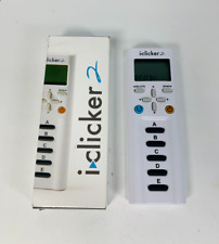 iClicker 2 Student Remote (2nd Edition) With Batteries