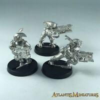 Metal Tau Pathfinder X3 - Warhammer 40K XX615