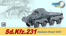 DRAGON ARMOUR 1/72 MILITAIRE SD.KFZ.231 EASTERN FRONT 1941 Ref 60599