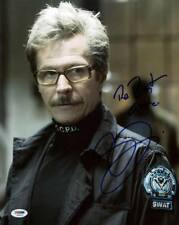 Gary Oldman The Dark Knight Signed Authentic 11X14 Photo PSA/DNA #S33553