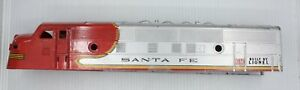 Lionel 2333-4 Santa Fe Shell Only