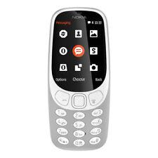 160537 Nokia 3310 dual SIM Handy grau De Ware