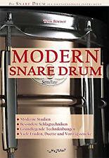 Tom Rallador: moderno Redoblante (alemán). Partituras para drumsnew