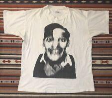 Vintage 90s RICHARD AVEDON T Shirt USA XL MIA Art Tee Killer Joe Piro