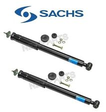 Mercedes W210 E430 E420 E320 2x Front Shock Absorbers Sachs OEM NEW