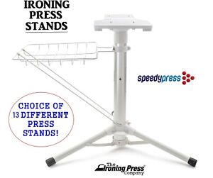 Press Stand for Steam Ironing Presses by Speedypress (13 Stands to choose from!)