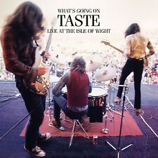 TASTE - WHAT.S GOING ON-LIVE AT THE ISLE OF WIGHT 1970  CD NEU