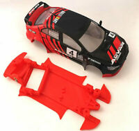 Chasis EVO X AW Mustang compatible Avant coche no incluido Mustang Slot