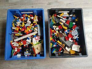 Lego vrac  10kg- assortiment lego city,system,technique...