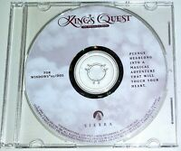 Kings Quest The Princeless Bride  Windows 95/DOS