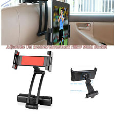 Car SUV Headrest Mount Rear Pillow Stand Bracket Kit for Mobile Phone Tablet 5''