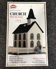 MODEL POWER CHURCH HO Building Kit 613 NOS In Sealed Box