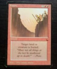 FISSURE : carte MTG MAGIC The Gathering (anglais THE DARK envoi suivi)