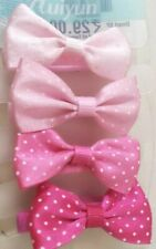 RSINC Hair Band Bow Pink Kids pack of 4 from india