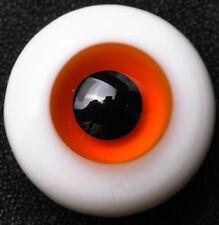 New Thickened FlatBack Glass 20mm DarkRed BJD Eyes for Reborn/NewBorn BJD Doll