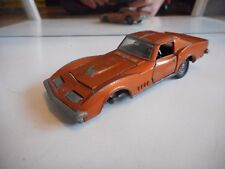 Dinky Toys Corvette Stingray in Orange