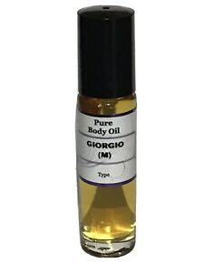 Pure, Body Oil Giorgio (M) Type