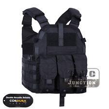 Emerson Tactical LBT-6094K Plate Carrier Body Armor Combat Vest + M4 M16 Pouches