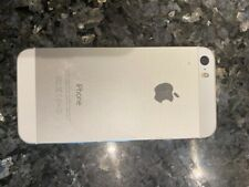 Apple iPhone 5s - 32GB - Silver (Unlocked) A1533 (GSM)