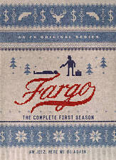 Fargo Season 1 (Dvd, 2014, 4-Disc Set) New