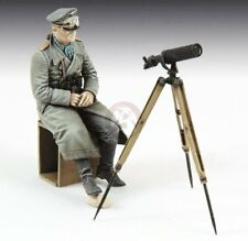 Royal Model 1/35 Erwin Rommel with Binoculars on Tripod Libya 1942 WWII 820