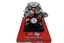 Big Block Chevy 427 BBC V8 Model Engine - Diecast 1:6 Scale Motor Replica