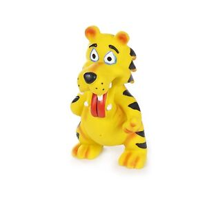 KNIGHT PET LATEX LION SQUEAKER DOG TOY. FREE SHIPPING IN THE USA ONLY