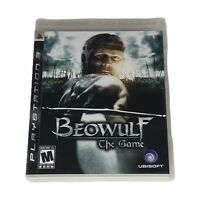 Beowulf: The Game (Sony PlayStation 3, 2007) PS3 Complete w/Manual