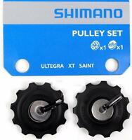Shimano 10spd Ultegra XT SAINT Jockey Wheels Pulley Set 6700 M770 M800 Y5X998150