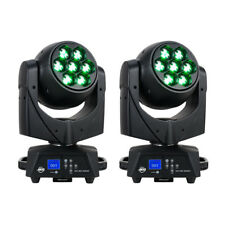 2x ADJ vizi hexwash 7 150W LED Hex Wash In movimento Testa DJ Discoteca