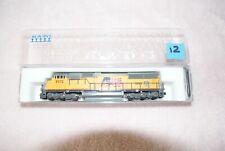 N Scale Kato Union Pacific EMD SD70M Road #3972  Brand New #12