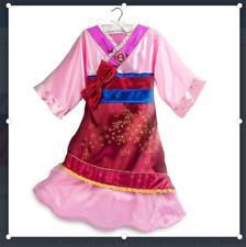 Disney Store Authentic Mulan Costume for Girls - Star Wars - 5/6 - New