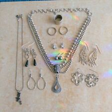 ~Silpada~ 925 Sterling Silver Mixed Jewelry Lot