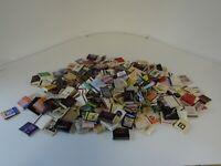 huge lot Vintage  Matchbooks - Restaurants Businesses Hotels Petrolia tobacco