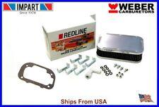 "Weber Redline 32/36 Dgv Dgav Dgev 38 Dgas Air Filter Cleaner 1 7/8"" 99217.331"
